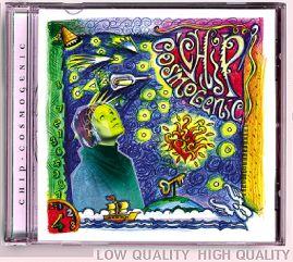 Cosmogenic Album Cover