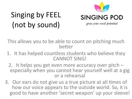 Brighton Singing Lessons - Singing Pod